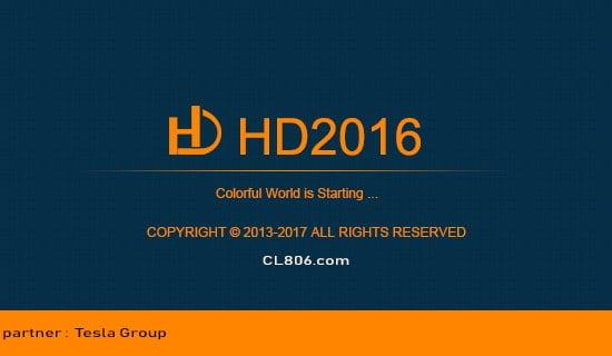 دانلود نرم افزار HD2016