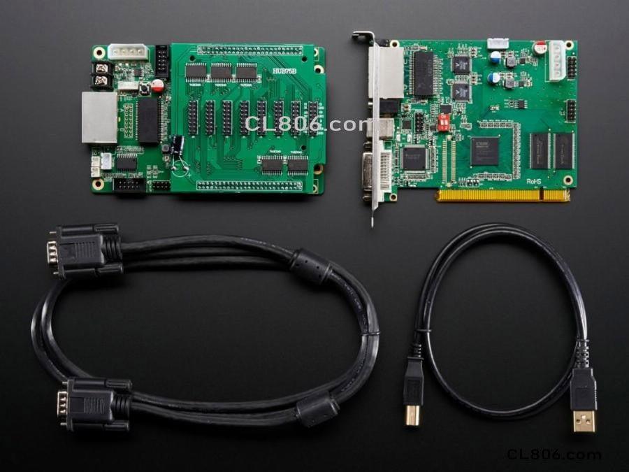 کابل های مورد استفاده برای برد کنترلر لینسن TS802